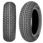PNEUMATICO MICHELIN CITY GRIP WINTER 3.50X10 - VA BENE CON CAMERA D'ARIA O SU CERCHI TUBELESS