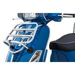 CHROMED FRONT RACK VESPA LX