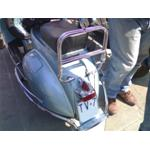 REAR LUGGAGE CARRIER VESPA LARGE FRAME 125 150 160 180 200