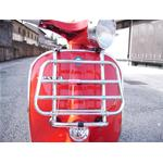 FRONT LUGGAGE CARRIER CHROME - VESPA