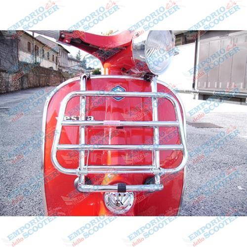 e87cee6508 PORTAPACCHI CROMATO ANTERIORE UNIVERSALE VESPA MADE IN ITALY ...