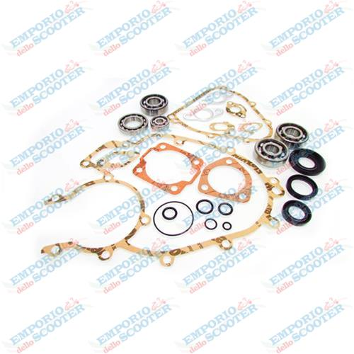 BEARING SET ENGINE SMALL FRAME - vespa 50 - primavera