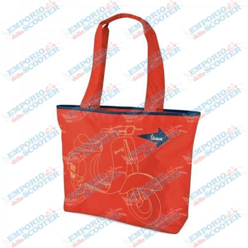 SHOPPER BAG VESPA IN NYLON