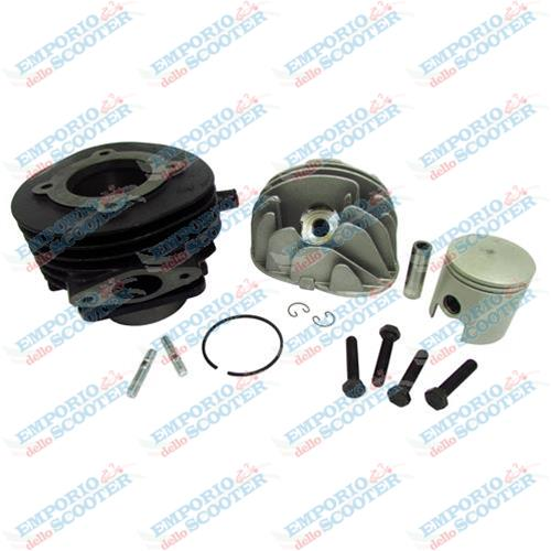 CYLINDER KIT 75cc POLINI - VESPA 50 - APE 50 - D.47MM - RACING