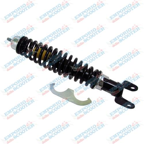 REAR SHOCK ABSORBER ADJUSTABLE IN 3 POSITIONS - BLACK