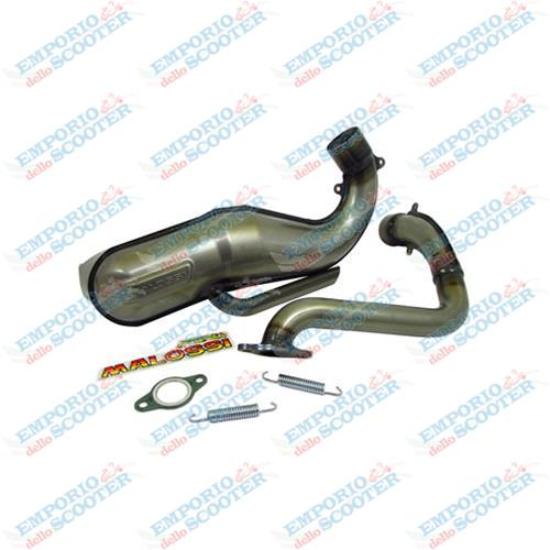 MARMITTA MALOSSI POWER EXHAUST VESPA 50