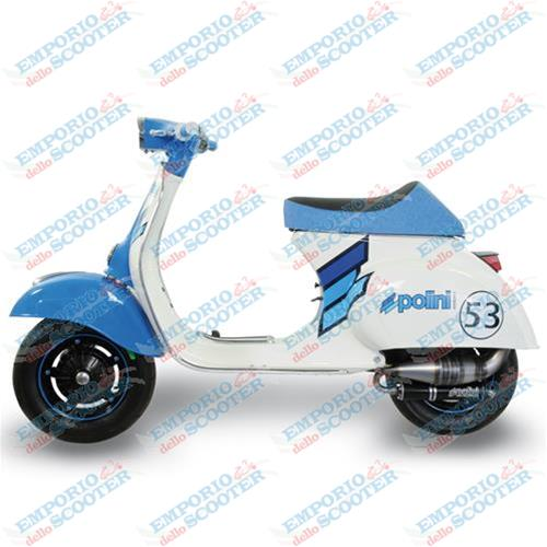 Kit cilindro evolution 2 58 135cc polini vespa et3 for Catalogo piaggio vespa