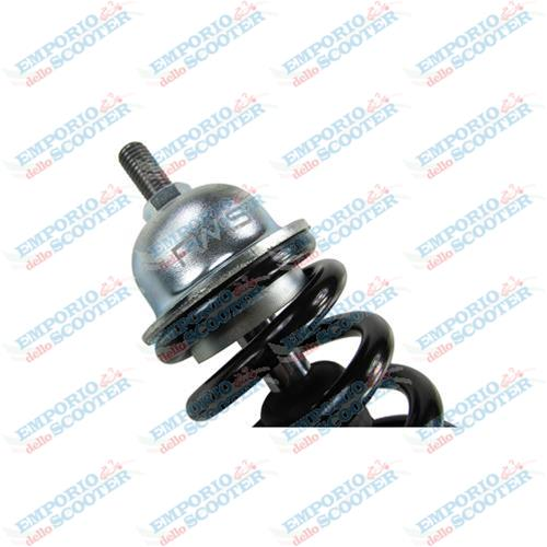 REAR SHOCK ADJUSTABLE IN HEIGHT AND SPRING'S PRELOAD - VESPA DAL 1960 - LML 2T/4T