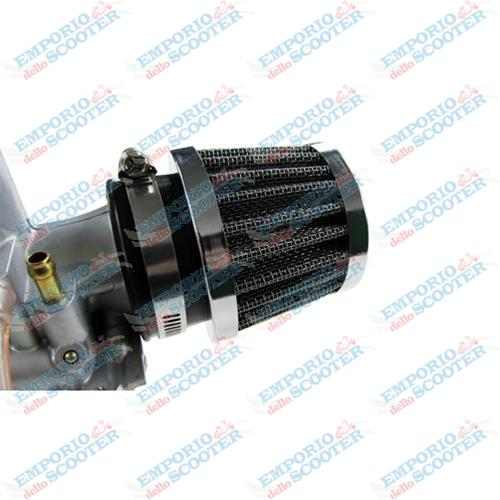 AIR FILTER FOR CARBURETOR POLINI MIKUNI 22mm FOR LML STAR DELUXE 4 STROKE -  125-150-200CC