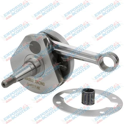DRIVESHAFT CRANKSHAFT RACING VESPA 125/150 VNB - GL - GT - GTR - SPRINT - STROKE 60mm