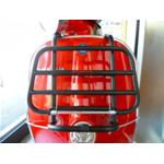 FRONT LUGGAGE CARRIER BLACK VESPA